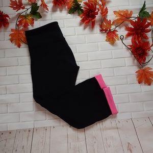 Lululemon Cropped Leggings Size 6